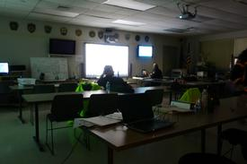 The Tredyffrin Township Emergency Operations Center (EOC).