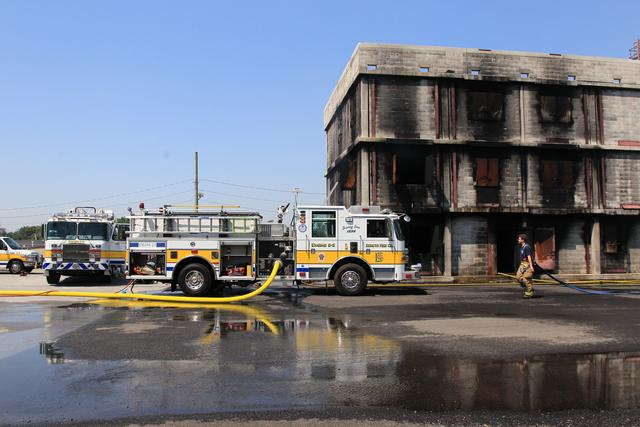 One of the most important aspects of a well-run fire scene is apparatus placement.  Each truck must be placed properly or there may not be room for a ladder truck or another engine to assist with supplying water.