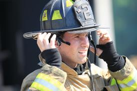 FF Dave Shank is another member who joined in high school.  FF Shank is extremely active at Berwyn as well volunteering at Surf City Fire (NJ) during the summers.  FF Shank has committed himself to gaining experience and training to best serve the Berwyn area residents.