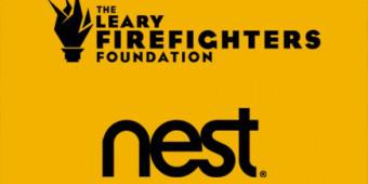 The Nest and the Leary Firefighters Foundation have teamed up to provide two fire departments each the opportunity to receive a $25,000 grant.