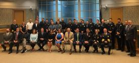 Congratulations to all the volunteer scholarship recipients from the various Main Line emergency services organizations. And thank you to the Main Line Chamber Foundation for their support of the volunteer fire/EMS community.