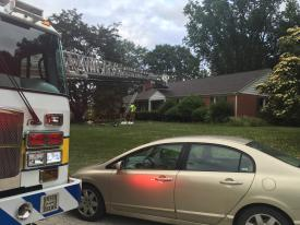 On Friday, June 22, 2018, the Berwyn Fire Company was dispatched at 6:47 p.m. for an electrical fire inside a residence in the 1200 block of Muhlenburg Drive in Tredyffrin Township.