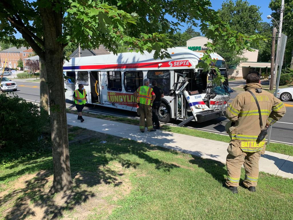 Fire/EMS crews were alerted around 10 a.m. to the area of Lancaster Ave. and Waterloo Rd. in the Devon section of Easttown Township for a motor vehicle collision.