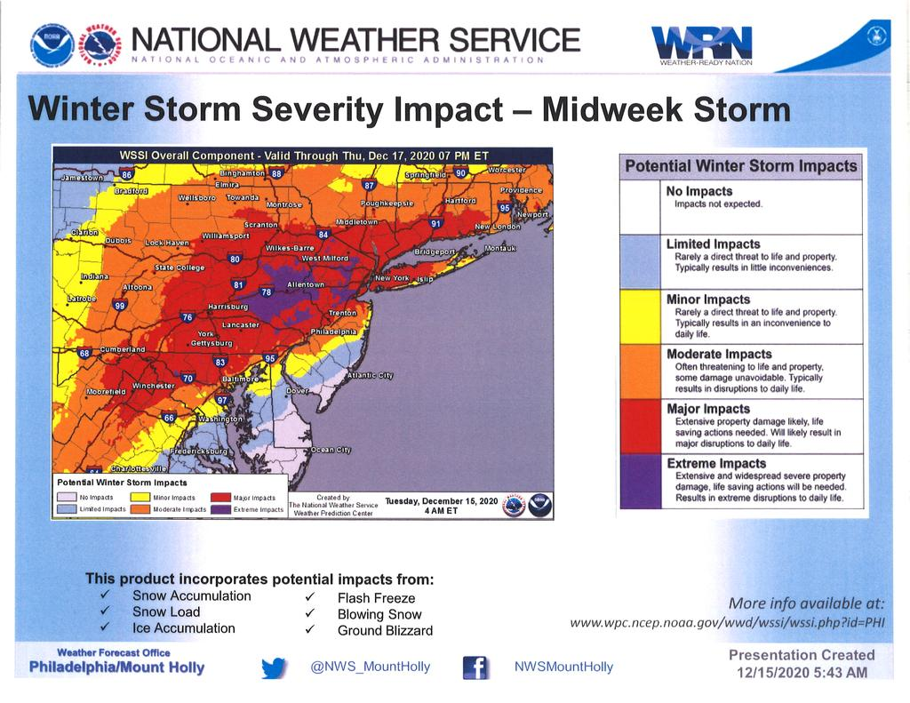 Source: National Weather Service / @NWS_MountHolly