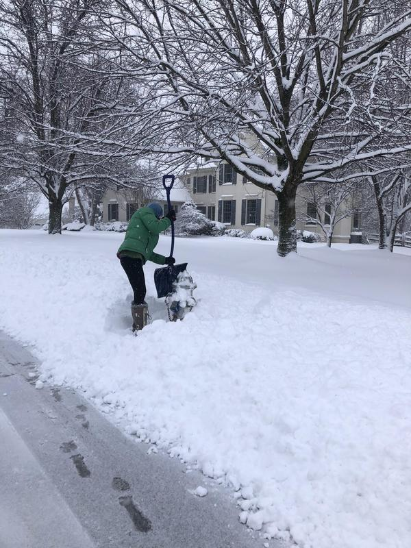 Precious time is lost if firefighters can't find your fire hydrant or worse yet have to spend several minutes digging it out if fire strikes.