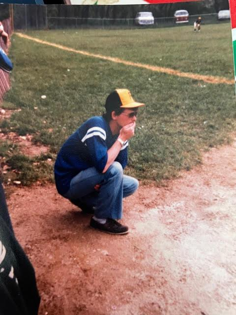 Charlie spent nearly 20 years coaching with the Berwyn-Paoli Area Little League.